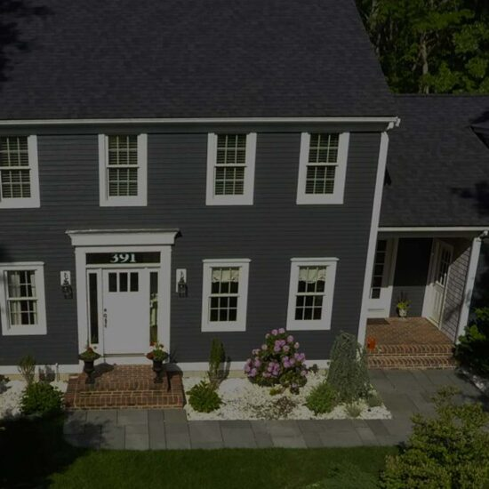 a home in sandwich ma that was renovated by general contractor and builder Shawme Hill Corp