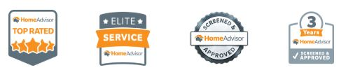 Shawme Hill Corp awards from Home Advisor